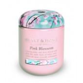 Ароматна Свещ H&H - PINK BLOSSOM - Розов Цвят