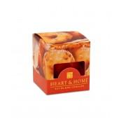 Ароматна Свещ H&H -Sweet Apple Treat - Сладко Ябълково Изкушение