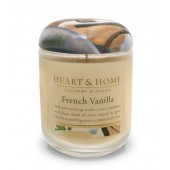 Ароматна Свещ H&H - French Vanilla - ФРЕНСКА ВАНИЛИЯ
