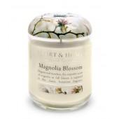 Ароматна Свещ H&H - Magnolia_Blossom - ЦВЯТ ОТ МАГНОЛИЯ