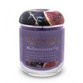 Ароматна Свещ H&H - Mediterranean Fig - СРЕДИЗЕМНОМОРСКА СМОКИНЯ