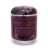 Ароматна Свещ H&H - Sweet Black Cherries - СЛАДКА ВИШНА