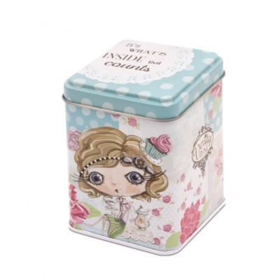 Метална Кутия Verity Rose Cupcake
